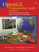 Cover-Bild zu OpenGL Programming Guide von Kessenich, John