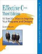 Cover-Bild zu Effective C++ von Meyers, Scott