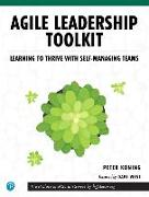 Cover-Bild zu Agile Leadership Toolkit von Koning, Peter