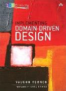 Cover-Bild zu Implementing Domain-Driven Design von Vernon, Vaughn