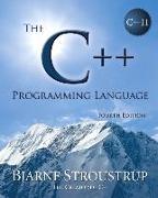 Cover-Bild zu C++ Programming Language (hardcover), The von Stroustrup, Bjarne
