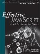 Cover-Bild zu Effective JavaScript von Herman, David