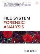 Cover-Bild zu File System Forensic Analysis von Carrier, Brian