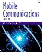 Cover-Bild zu Mobile Communications von Schiller, Jochen