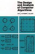 Cover-Bild zu Design and Analysis of Computer Algorithms, The von Aho, Alfred V.