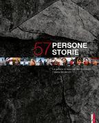 Cover-Bild zu 57 persone - 57 storie von Bühler-Rasom, Markus (Fotogr.)
