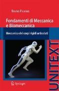 Cover-Bild zu Fondamenti di Meccanica e Biomeccanica von Picasso, Bruno