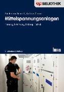 Cover-Bild zu Mittelspannungsanlagen von Schmidt, Friedemann
