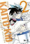 Cover-Bild zu Aoyama, Gosho: Kaito Kid Treasured Edition 02