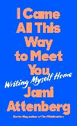 Cover-Bild zu Attenberg, Jami: I Came All This Way to Meet You