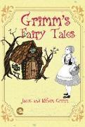 Cover-Bild zu Grimm, Jacob: Grimm's Fairy Tales (eBook)