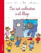 Cover-Bild zu Grimm, Jacob y Wilhelm: Les set cabretes i el llop (eBook)