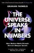 Cover-Bild zu The Universe Speaks in Numbers von Farmelo, Graham