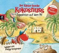 Cover-Bild zu Der kleine Drache Kokosnuss - Expedition auf dem Nil von Siegner, Ingo