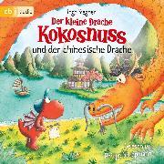 Cover-Bild zu Der kleine Drache Kokosnuss und der chinesische Drache (Audio Download) von Siegner, Ingo