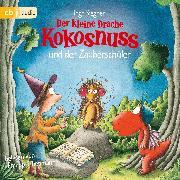 Cover-Bild zu Der kleine Drache Kokosnuss und der Zauberschüler (Audio Download) von Siegner, Ingo