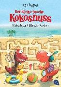 Cover-Bild zu Der kleine Drache Kokosnuss - Rätselspaß für die Ferien von Siegner, Ingo