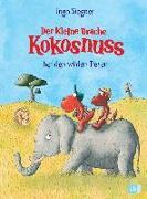 Cover-Bild zu Der kleine Drache Kokosnuss bei den wilden Tieren von Siegner, Ingo