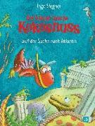 Cover-Bild zu Der kleine Drache Kokosnuss auf der Suche nach Atlantis von Siegner, Ingo