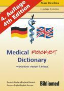 Cover-Bild zu Medical Pocket Dictionary. Wörterbuch Medizin und Pflege. Deutsch/Englisch - English/German von Deschka, Marc