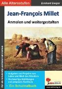 Cover-Bild zu Jean-Francois Millet ... anmalen und weitergestalten (eBook) von Berger, Eckhard