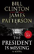 Cover-Bild zu Clinton, President Bill: The President is Missing (eBook)