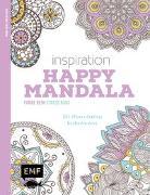 Cover-Bild zu Inspiration Happy Mandala von Edition Michael Fischer (Hrsg.)