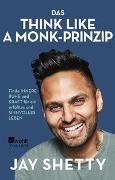 Cover-Bild zu Das Think Like a Monk-Prinzip von Shetty, Jay