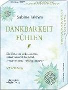 Cover-Bild zu Dankbarkeit fühlen- Die Geschenke des Lebens erkennen und das Glück manifestieren von Takiwa, Sabine