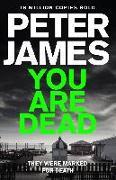 Cover-Bild zu James, Peter: You are dead
