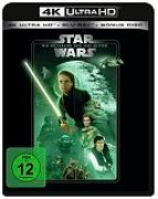 Cover-Bild zu Richard Marquand (Reg.): Star Wars - Episode VI - Die Rückkehr der Jedi-Ritter 4K+2D