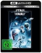 Cover-Bild zu Irvin Kershner (Reg.): Star Wars - Episode V - Das Imperium schlägt zurück 4K+2D