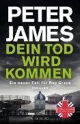 Cover-Bild zu James, Peter: Dein Tod wird kommen