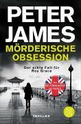 Cover-Bild zu James, Peter: Mörderische Obsession