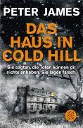 Cover-Bild zu James, Peter: Das Haus in Cold Hill