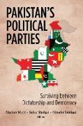 Cover-Bild zu Pakistan's Political Parties (eBook) von Mufti, Mariam (Hrsg.)
