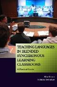 Cover-Bild zu Teaching Languages in Blended Synchronous Learning Classrooms (eBook) von Girons, Alba