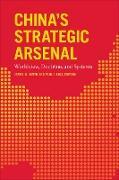 Cover-Bild zu China's Strategic Arsenal (eBook) von Smith, James M. (Hrsg.)