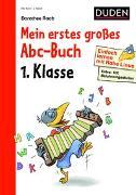 Cover-Bild zu Raab, Dorothee: Einfach lernen mit Rabe Linus - Mein erstes großes Abc-Buch