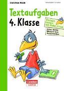 Cover-Bild zu Raab, Dorothee: Einfach lernen mit Rabe Linus - Textaufgaben 4. Klasse