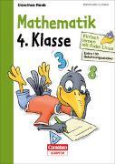 Cover-Bild zu Raab, Dorothee: Einfach lernen mit Rabe Linus - Mathematik 4. Klasse