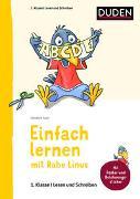 Cover-Bild zu Raab, Dorothee: Einfach lernen mit Rabe Linus - Deutsch 1. Klasse