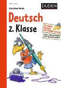 Cover-Bild zu Raab, Dorothee: Einfach lernen mit Rabe Linus - Diktate 2. Klasse