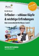 Cover-Bild zu Erfinder - schlaue Köpfe & wichtige Erfindungen (Set) von Jauer, Kerstin
