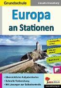 Cover-Bild zu Europa an Stationen / Grundschule von Eisenberg, Claudia