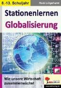Cover-Bild zu Stationenlernen Globalisierung (eBook) von Lütgeharm, Rudi