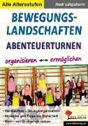 Cover-Bild zu Bewegungslandschaften (eBook) von Lütgeharm, Rudi