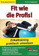 Cover-Bild zu Fit wie die Profis! (eBook) von Lütgeharm, Rudi