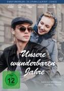 Cover-Bild zu Krause, Robert: Unsere wunderbaren Jahre