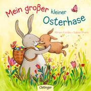 Cover-Bild zu Praml, Sabine: Mein grosser, kleiner Osterhase